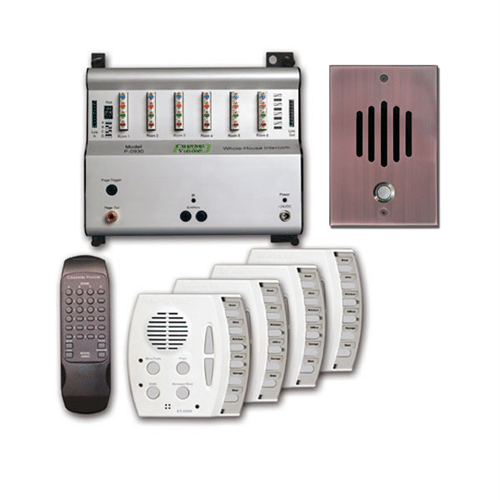 Channel Vision CAT5 Intercom