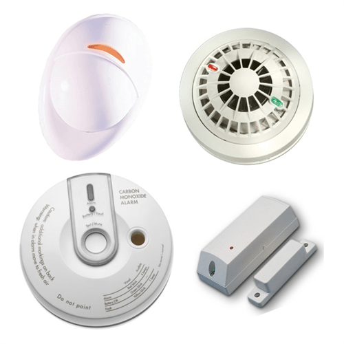 Powermax Wireless Sensors