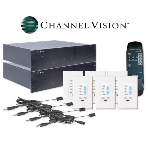 ChannelVision MultiRoom Audio