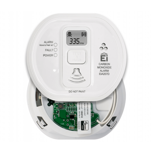 ZWave Smoke CO Detectors