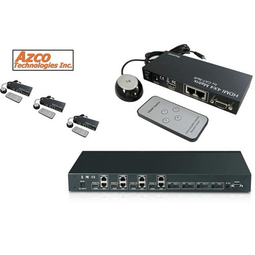 HDMI Extenders & Baluns