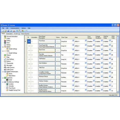 Leviton HAI Software