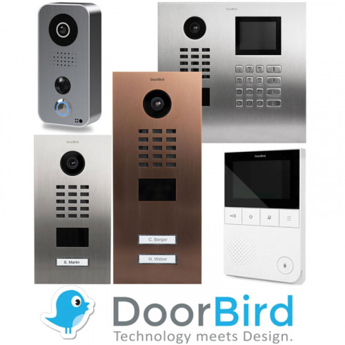 DoorBird IP Video Intercoms