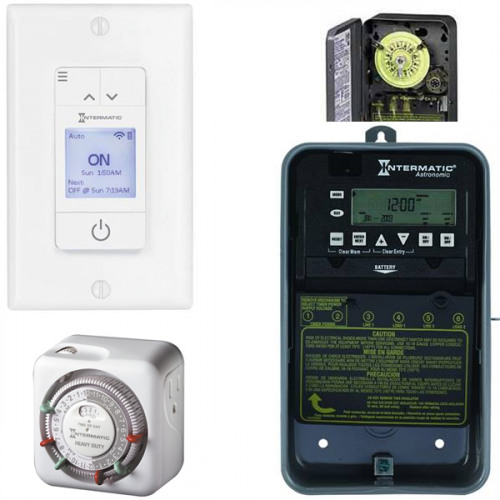 Energy Management & Timers
