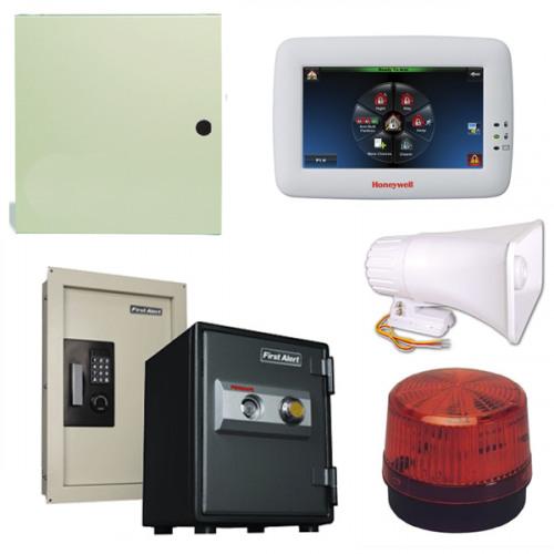 Security & Alarm Systems