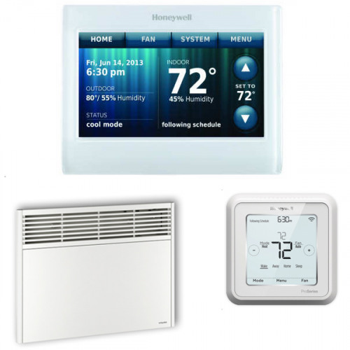 Thermostats & Heaters