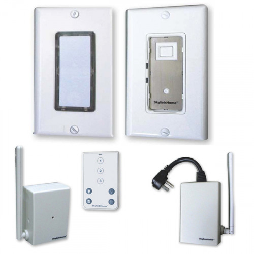 Wireless Lighting Control