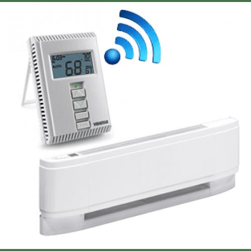 Wireless Baseboard Thermostats