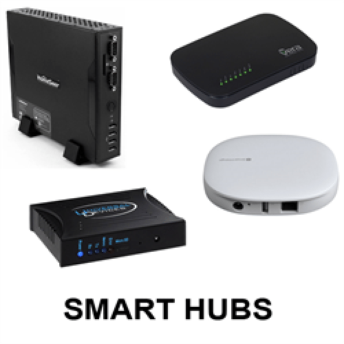 Smart Home Automation Hubs