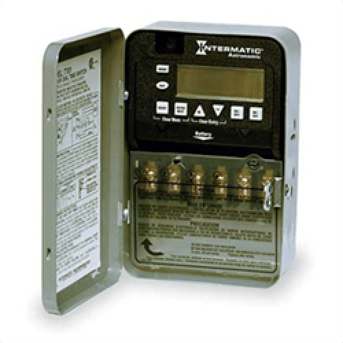 Wire-In Electronic Timers