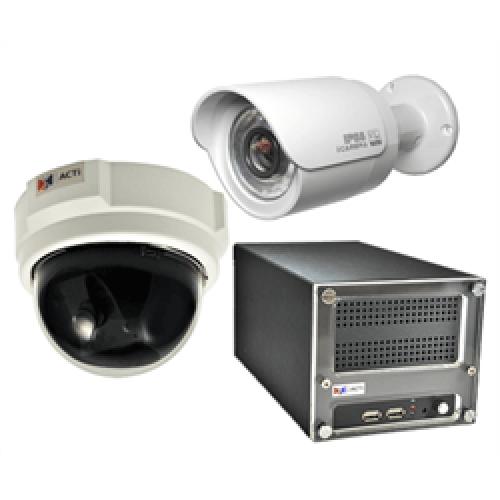 IP Security Cameras / NVRs