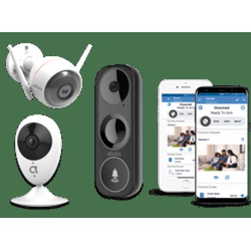 Alula Video Cameras & Doorbells
