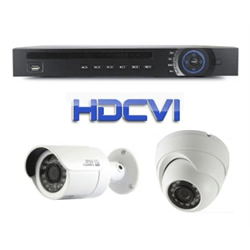 HDCVI Security Cameras / Recorders