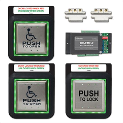 Restroom Control Kits