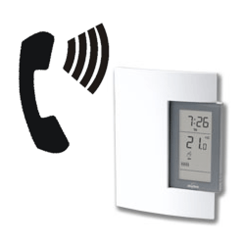 Telephone Controlled Thermostats