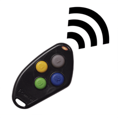 Wireless RF Remote Controls