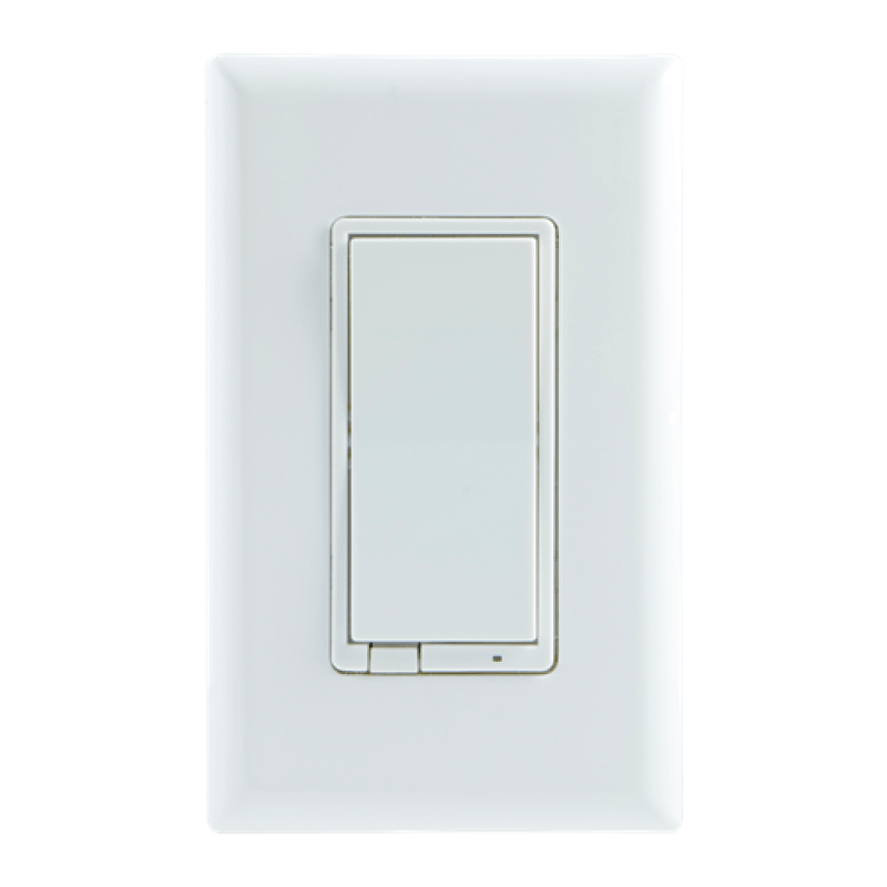 14291 On//Off In-Wall GE Z-Wave Plus Wireless Smart Lighting Control Switch